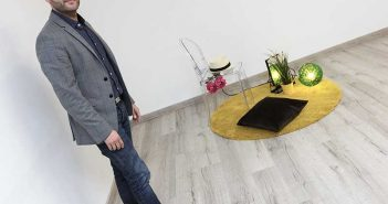 Suárez é decorador especializado en home-staging