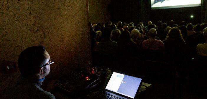 A Casa da Cultura ateigouse de público para a estrea das curtametraxes