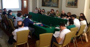 A xuntanza desenvólvese na cidade grega de Patras