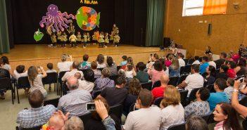O peche de curso d'A Rolada celebrouse na Casa da Cultura con música e baile