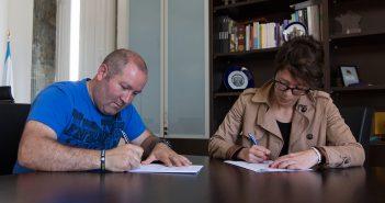 O convenio suscrito con Biela e Chaveta ten un importe de 1.000 euros