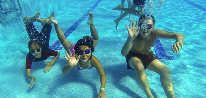 A piscina estará aberta ata o 11 de setembro