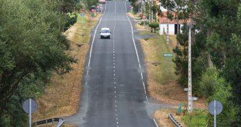 Un dos tramos de senda peonil percorrerá Santa Mariña desde A Pena até pasar a Golpilleira