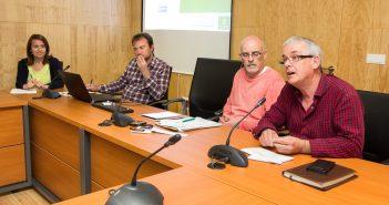 O Concello animou ás entidades a que colaboren na parte de dinamización social do proxecto transnacional