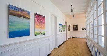A mostra pode visitarse na galería do Concello ata o 27 de xullo
