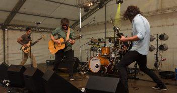 A Sandford Music Factory foi un dos grupos convidados ao Sons
