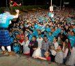 O San Pipote é unha das festas máis multitudinarias da contorna