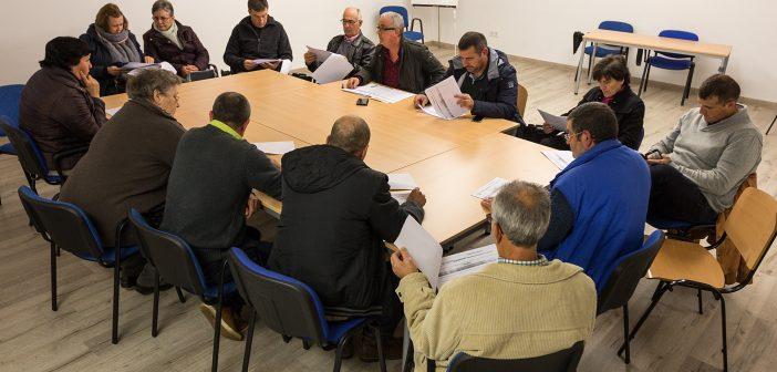 Imaxe da xuntanza final do Orzamento 2017