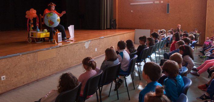 Pedro Brandariz contou as historias de Toribio