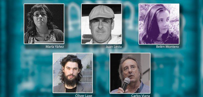 María Yáñez, Juan Lesta, Belén Montero, Óliver Laxe e Carlos Viana ocuparanse das actividades paralelas da presente edición do Chanfaina Lab
