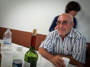 Abel Vega, albanel xubilado que xa leva publicados varios vídeos sobre etnografía e paisaxe de Igrexafeita