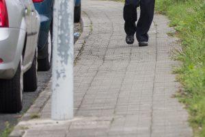 O Concello amañará as beirarrúas entre a estrada de Ortigueira e o colexio