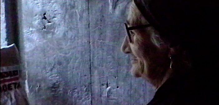 A señora Jesusa, muiñeira de Porlá, é unha das protagonistas do vídeo