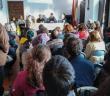 Manolo Varela participou nunha das mesas do sábado pola tarde