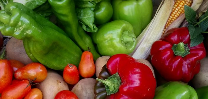 Imaxe dalgúns dos froitos que cultiva e comercializa Trasdeza Natur