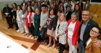 A nova executiva foi elixida esta mañá nunha asemblea celebrada en Santiago (Foto: Facebook do Fondo Galego de Cooperación e Solidariedade)