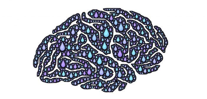 """Imaxe: """"Brain drops"""", Autor:  John Hain - jonhain @ pixabay (CC)"""