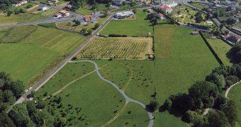 As actividades formativas desenvolveranse nunha carpa que se instalará no arboreto da Cortiña