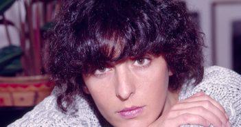 Xela Arias arredor do ano 1993. Autor: Xulio Gil. (Fonte: Academia.gal)