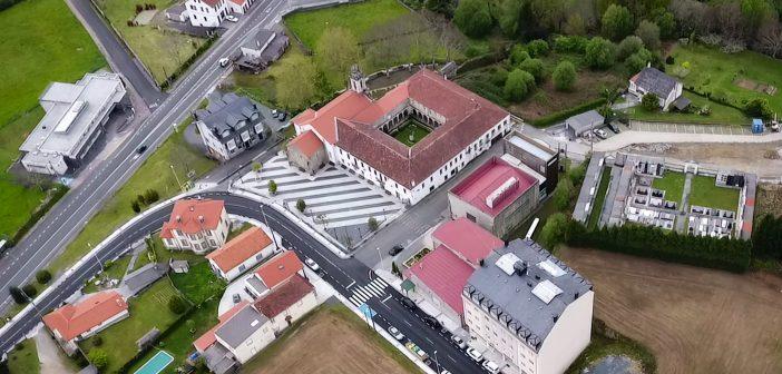 O Concello pretende conseguir colaboración ministerial para reparar a cuberta da antiga casa consistorial