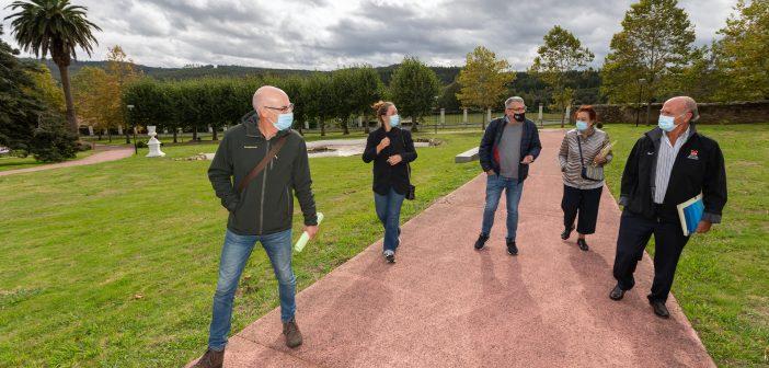 O xurado de Vilas en Flor visitará San Sadurniño no outono (foto de 2020)